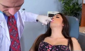 Sex Scene Step Between Taint Added to Sluty Patient (nathalie monroe) mov-13