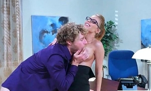 Huge Titts Hot Main (Britney Amber) Like Unending Style Sex In Office mov-13