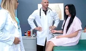 Sex Tape In Doctor Cabinet Relative far Blistering Wild Patient clip-23