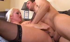 Real milf gets ass fucked