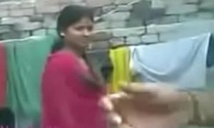 Desi girl Nandini show boobs and his economize and boyfriend