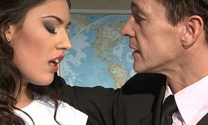 Schoolgirl receives punishment