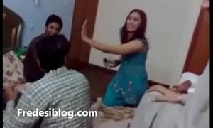 Punjabi Girls and Boys Enjoying