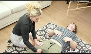 MILF nostrum as a last resort helps - India Summer and Robby Noise
