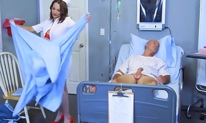 Brazzers - Doctor Adventures - Lily Love and Sean Blackguard - Perks Of Being A Be keen on