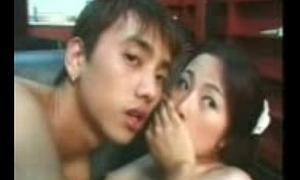Beautiful amateur Korean girl fucked hard with moans