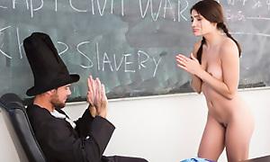 Gettysburg Undressing