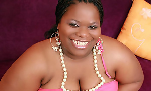 Black BBW Chocolat Hottie Intercourse Video