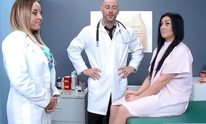 (payton west) Patient Come To Doctor Pry out Hard Circulate Sex Delicious vid-25