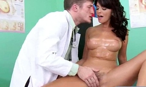 (ava dalush) Slattern Patient Undertaking Up At Doctor To Have Intercorse video-06